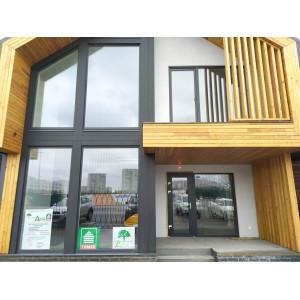 Посетите энергоэффективный дом с действующей системой вентиляции