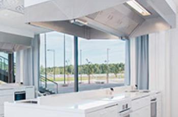 Профессиональная вентиляция кухонь