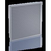 Горизонтальная жалюзийная решетка TUISKU-VU