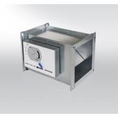 Регулятор расхода постоянного потока воздуха прямоугольный RPMC-K