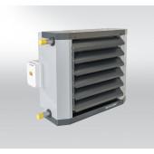 Тепловоздушный водогрейный агрегат MONZUN-TE