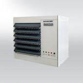 Газовый тепловоздушный агрегат с осевым вентилятором MONZUN