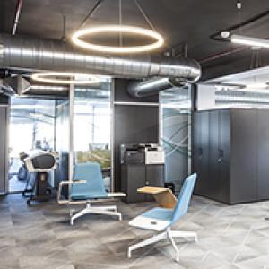 Компания Here выбирает вентиляционные решетки Climecon